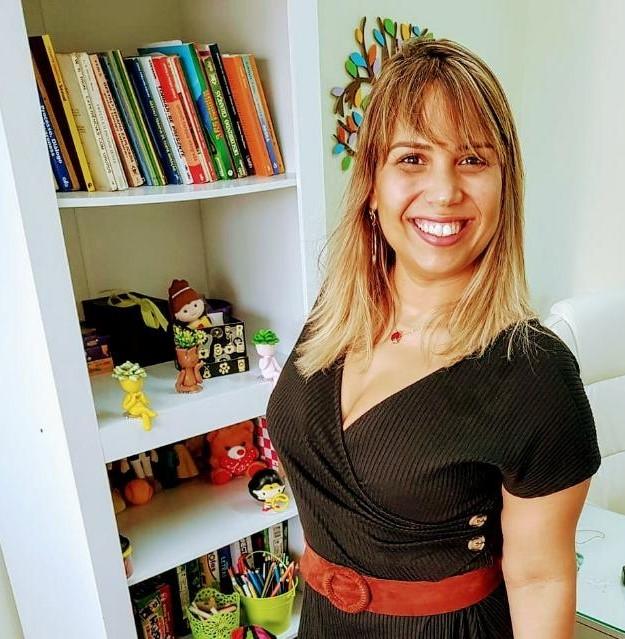 Photo ofPsicóloga Lilian Nogueira Reis
